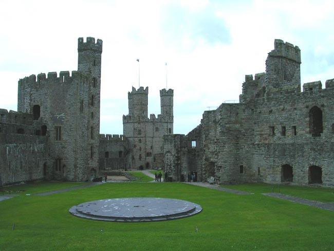 Путешествия по Англии. Замок Карнарвон | Искусство жить