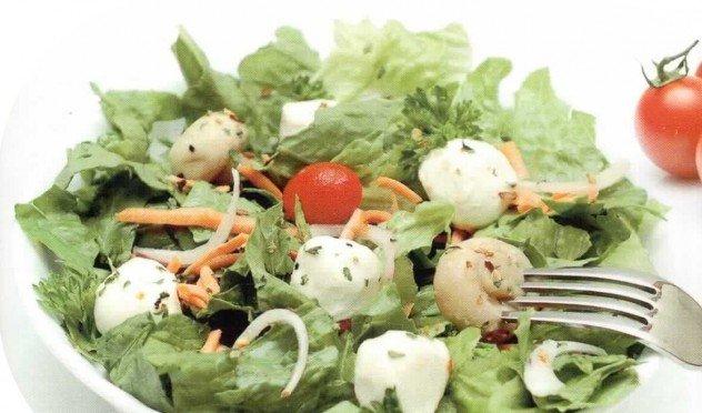 салаты диетические рецепты с фото