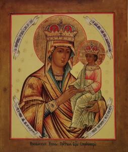 Икона-Божией-Матери-«Споручница-грешных»
