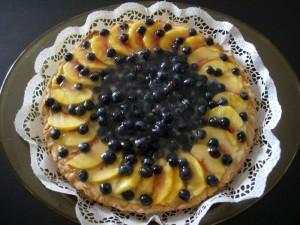 75493128_large_4453387_1800450438_11641b1487_Blueberrypeach_cake_O